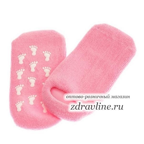 Гелевые СПА носочки с маслами